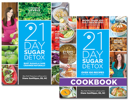The 21-Day Sugar Detox Talk & Book Signing - Lake...