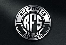 Ree-Fitness Studios logo