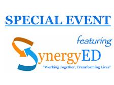 SynergyED™.Org • Tybris Speaks • Velvet Rope Experience logo