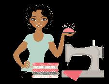 Sewing Instructor Ms Madina  logo