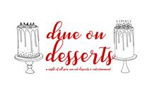 Dine on Desserts logo