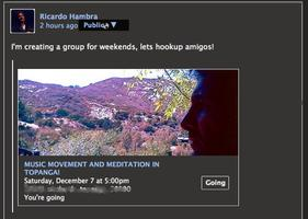 MUSIC MOVEMENT AND MEDITATION IN TOPANGA!