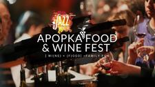 Apopka Food & Wine Festival logo