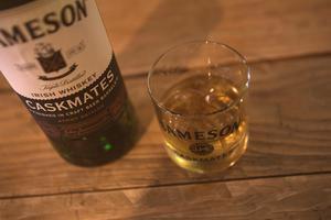 Jameson Whiskey Tasting