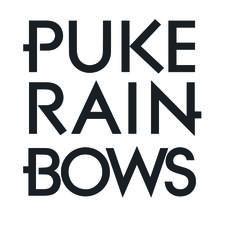 Puke Rainbows  logo
