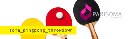 SoMa Ping Pong Throwdown