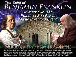 Alamo Inventors Christmas Program / Dr. Mark Skousen