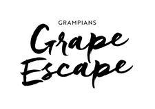 Grampians Grape Escape logo