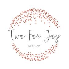 Two For Joy Designs logo