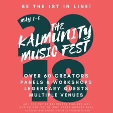 Kalmunity Vibe Collective  logo