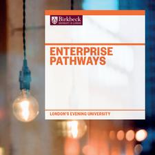 Birkbeck Enterprise Pathways logo