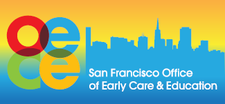 San Francisco Office of Early Care & Education logo
