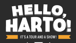 Hello, Harto! : Going Kiwi in Auckland