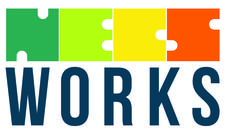 NECS Works for the Third Sector logo