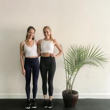 Yoga Twins  logo