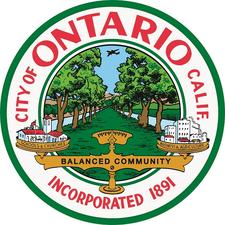 City of Ontario Office of Emergency Management logo