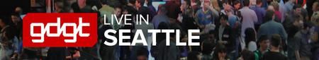 gdgt live in Seattle (Free & All Ages)