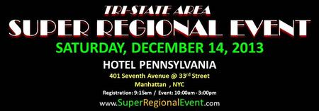 TRI-STATE AREA - SUPER REGIONAL EVENT