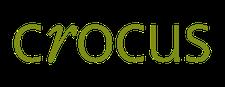 Crocus at Dorney Court Kitchen Garden logo