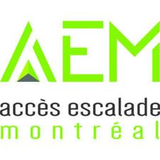 Accès Escalade Montréal  logo