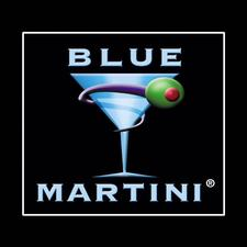 Blue Martini West Palm Beach logo