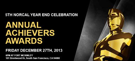 Northern California's Year End Celebration The 5th Annual...
