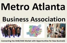 Metro Atlanta Business Association logo