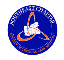 Southeast Chapter of the Society of Critical Care Medicine logo