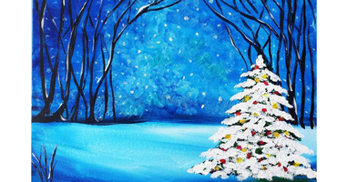 12/12 -Christmas in the Woods @ The Hidden Vine,...