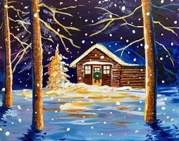 12/14 - Cabin in the Woods @ Kelly's Restaurant &...