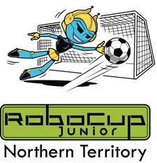 Robocup Junior Northern Territory logo