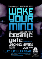 Cosmic Gate: Wake your mind