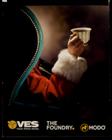 VES London Christmas Party 2013
