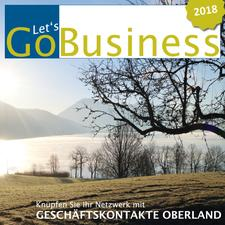 GO Business - Geschäftskontakte Oberland logo