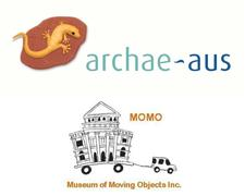 Archae-aus Education & Museum of Moving Objects logo