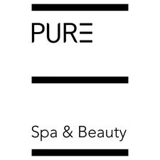 PURE Spa & Beauty  logo