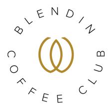 BlendIn Coffee Club logo