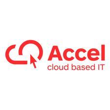 Accel logo
