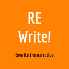 Rewrite!  logo
