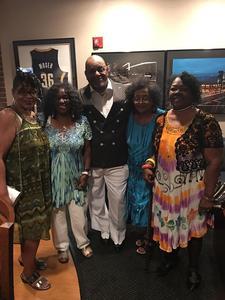 Winifred Rush, Porter C Johnson, Iva Jean Thomas, Carol Grigley and Priscilla Bullock logo