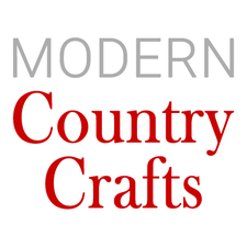 Craft & Gift Fairs by Modern Country Crafts logo