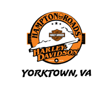 Hampton Roads Harley Davidson logo