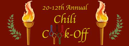 12th Annual Chili Cook-Off & 3rd Annual Food Drive