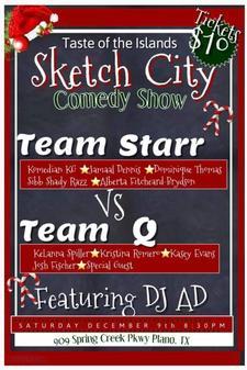 Sketch City Comedy logo