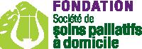 Fondation de la Société de soins palliatifs à domicile logo