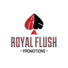 Royal Flush Promotions  logo