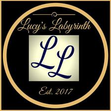 Lucy's Labyrinth  logo
