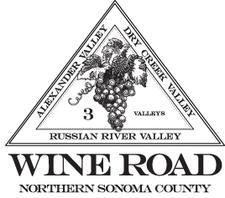 Wine Road - Northern Sonoma County logo