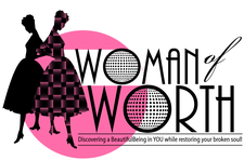 The Woman Of Worth Movement  logo