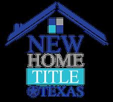 New Home Title Texas logo